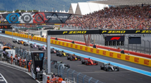 Les Laurines circuit F1
