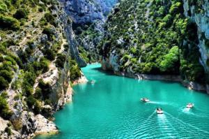 Les Laurines lacs et rivières